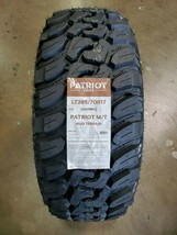 LT285/70R17 Patriot M/T 10PLY 121/118Q LOAD E (SET OF 4) - $799.99