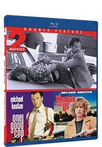 One Good Cop & A Stranger Among Us Double Feature [Blu-ray] New
