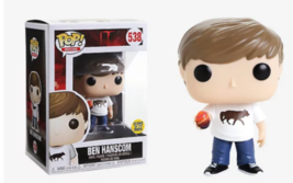 Funko Pop Movies: IT-Ben Holding Burnt Easter Egg Collectible Figure 538 - $14.95