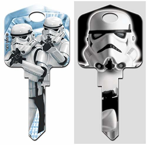 Star Wars Key Blanks (SC1, Stormtrooper) - $9.79