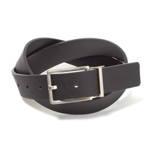Calvin Klein Men's Premium Reversible 32mm Genuine Leather Belt Black 7539096