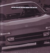 1994 Toyota MR2 sales brochure catalog US 94 Turbo MR-2 - $12.00