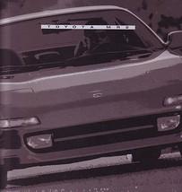 1994 Toyota MR2 sales brochure catalog US 94 Turbo MR-2 - $12.00