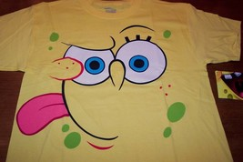 SPONGEBOB SQUAREPANTS Nickelodeon  T-Shirt MEDIUM NEW w/ tag - $19.80