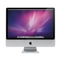 Apple iMac 20 Core 2 Duo P7350 2.0GHz All-In-One Computer - 1GB 320GB DV... - $221.84