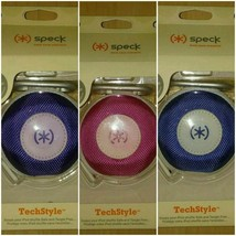 36 Speck Puck TechStyle Carrying Case for iPod Shuffle 2G or 3G Pink Pur... - $25.00