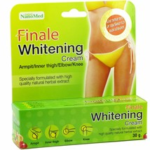 Finale Skin Whitening Cream for Bikini Line Armpits Thighs Elbows Knees ... - $12.95