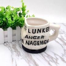 3D I Flunked Anger Management Mug Ceramic Coffee Milk Tea Cups - $34.95