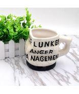 3D I Flunked Anger Management Mug Ceramic Coffee Milk Tea Cups - $34.95