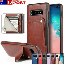 Luxury Leather Wallet Case Cover for Samsung Galaxy A10S A50 A51 A71 A20 A30 A70 - $62.86