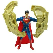 "Mattel 2013 Superman Man of Steel Bank Breaker Action Figure 6"" - $11.60"