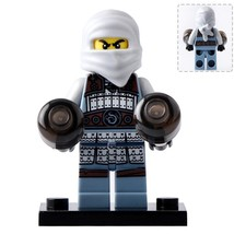 Ash Elemental Master of Smoke Ninjago Minifigures Block Toy Gift for Kids - $2.99