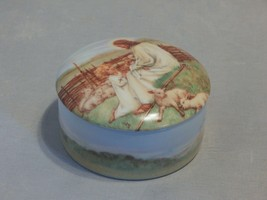 "Cicely Mary Barker Music Box ""The Lord Is My Shepherd"" 1st in Hymns Coll... - $14.85"