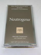 Neutrogena SkinClearing Oil-Free Compact Foundation, Classic Porcelain - .4 oz - $49.99