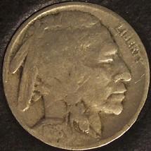 1918-S Buffalo Nickel VG #01078 - $19.99