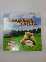 Caddyshack Trivia Game USAopoly New SEALED Golf Bill Murray Chase Danger... - $12.35