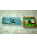 '60s Child's Eyeglass Case & Plastic Wallet w/ Lenticular Flicker/Flashe... - $29.40