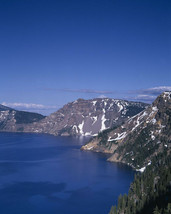 Crater Lake National Park in Oregon Photo Print - $7.05+