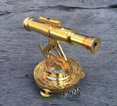 Transit-Level-Survey-Compass-Telescope-Alidade-Compasses-Instrument-Surv... - $47.41