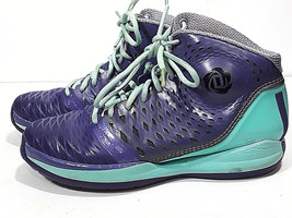 various colors 2c43f 2b028 ADIDAS D Rose 3.5 Englewood Royalty Shoes Sz 7 Murray Park Winter  Basketball Gym - 38.21