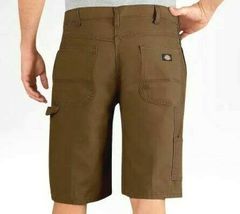 """Dickies Men's 11"""" Relaxed Fit Lightweight Duck Carpenter Shorts image 3"""