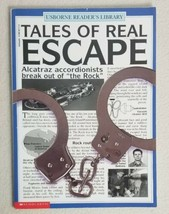 Tales of Real Escape Book Usborne readers library scholastic Paperback - $4.99