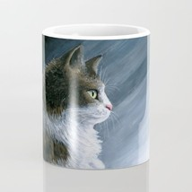 Coffee Mug Cup 11oz or 15oz Made in USA Cat 594 ray of light art L.Dumas - $19.99+