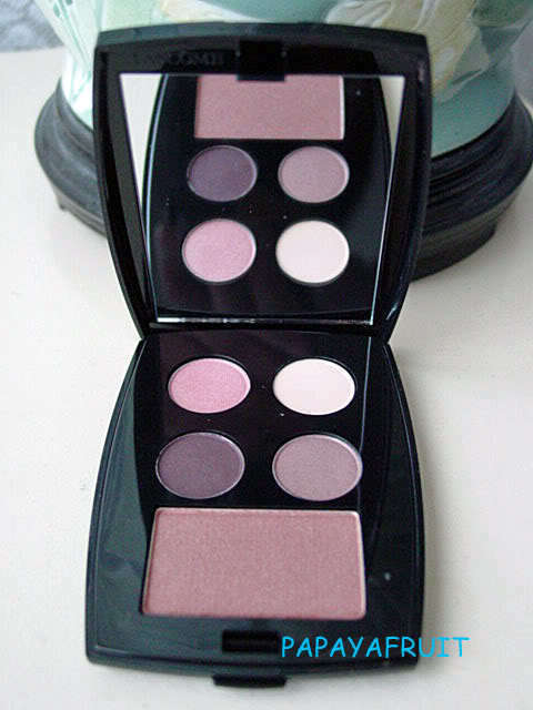 Primary image for Lancome Palette~Blush, 4Eyeshadow~MOCHA HAVANA POSITIVE DIRTY PINK NYX MANNEQUIN