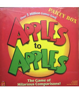Apples to Apples To Go Board Game Ages 12 to Adult 4 to 8 Players NEW & ... - $6.92