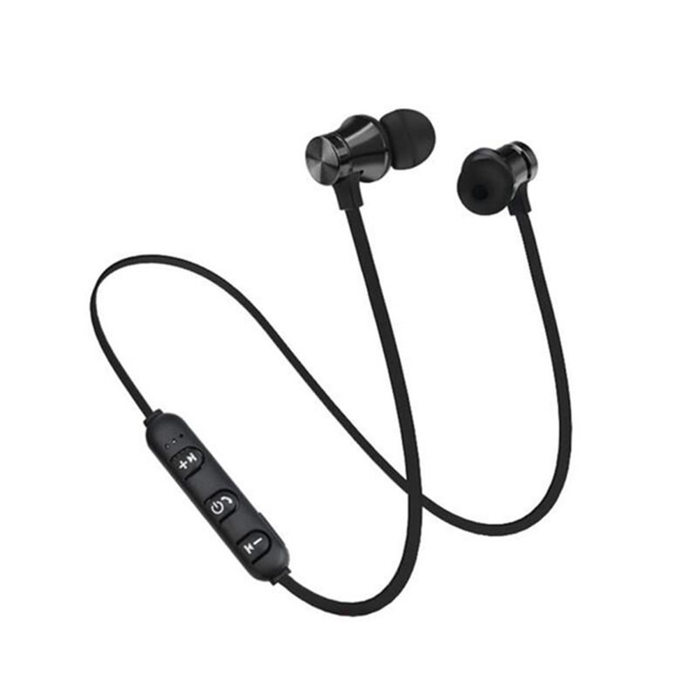 X11 Bluetooth Lightweight Stereo Magnetic Earbuds Headset For iPhone & Android