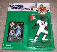 Starting Lineup 1995 Michael Dean Perry NFL - $29.15