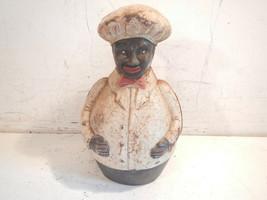 Antique/Vintage Cast Iron Bank - $29.70