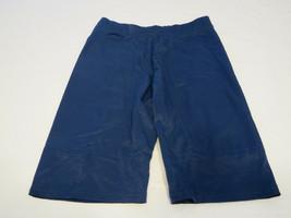 Adams USA Support sliding shorts 1 pair navy blue athletic sports MED 22... - $10.68