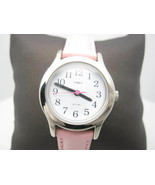 Women's Timex Water Resistant Analog Dial Casual Watch (B379) T79081 - $18.76