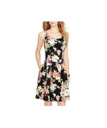 NWT WOMEN LAUREN Ralph Lauren dress Floral-Print Sateen Dress size 2 $145 - $45.53