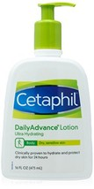 Cetaphil Daily Advance Ultra Hydrating Lotion With Shea Butter For Dry, ... - $18.14