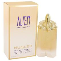 Alien Eau Sublime by Thierry Mugler Eau De Toilette Spray 2 oz - $45.76