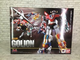 BANDAI Soul of Chobokin GX-71 Beast King GOLION Action Figure NEW from J... - $994.00