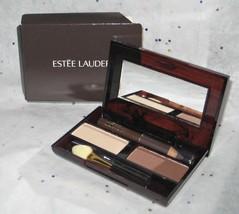 Estee Lauder Pure Color Eyeshadow Duo & Artist's Eye Pencil in Softsmudge Brown - $21.00