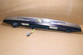 08-10 Chrysler Town & Country Rear Liftgate Tailgate Hatch Handle Trim W/ Camera image 4