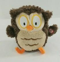 Hallmark 1HLH5029 Plush Animated Interactive Stuffed Owl Toy - $8.99