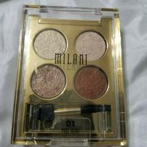 Milani Fierce Foil Eyeshine #615 Quad Eye Sahdow - $9.89