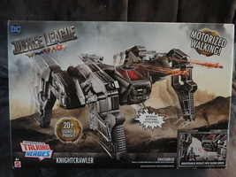 "Mattel Justice League Movie Batman 1/12 Knightcrawler Vehicle,for 6"" inc... - $113.84"