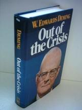 Out of Crisis [Hardcover] [Jan 01, 1989] Deming, W. Edwards