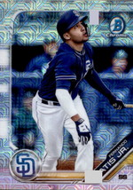 Fernando Tatis Jr. 2019 Bowman Chrome Prospect Mojo Parallel Card #BCP-25 - $10.00
