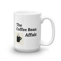"""Mug """"The Coffee Bean Affair"""" - $11.99+"""
