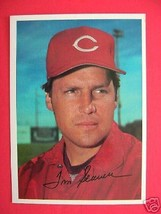 1981 TOPPS Tom Seaver 5 x 7 Collector Cards Reds - $6.92