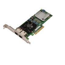 Dell JM42W Intel X520-T2 10Gigabit Dual Port Ethernet Card PCI Express x... - $165.95