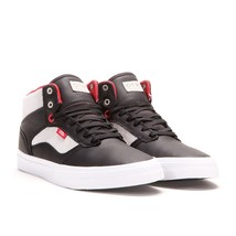Vans Bedford (LS) Black/Moon OTW Skate Shoes MEN'S 6.5 WOMEN'S 8 image 2