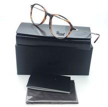 Persol Tortoise Eyeglasses PO 3125 V 108 51 mm Designer  Demo Lenses - $96.03